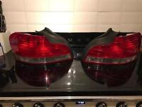 BMW 1 series e82/e88 rear lights