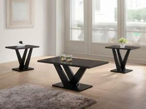 3 PC  Wooden Coffee Table Set (KA222)