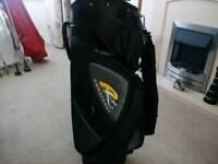 Powakaddy carry/trolley bag.
