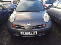 Nissan Micra 1.2 Excellent drive service history hpi clear