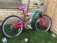 Older girls bike for sale