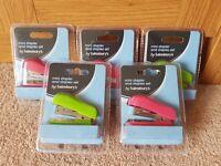 Brand new mini stapler