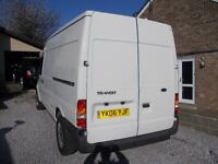 FORD TRANSIT SWB 2006 115T350 FULL MOT NEW CLUTCH 4 NEW TYRES EXCELLENT VAN