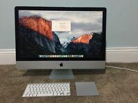 Late 2012 Slim 27 Apple iMac i7 3.4ghz 16GB RAM 3TB Hard Drive 2GB 680MX GPU
