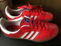 Adidas Samba trainers Size uk 5 , eu 38