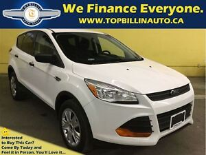 2013 Ford Escape CLEAN CARPROOF, $81 Bi-weekly $0 Down