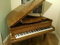 Baby Grand Piano, Good Condition