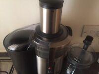 £90 or nearest URGENT sale!! Sage Juicer (Nutri Plus)