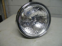 Chrome Head Lamp
