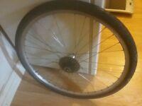 rear bk wheel for sale