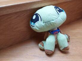 LITTLEST PET SHOP TURTLE PLUSH