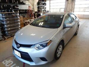 2015 Toyota Corolla CE Great on gas