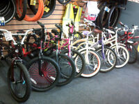 "Kids bicycles 20"" bmx bikes mountain bikes and classic"