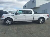 2013 Ford F-150 Lariat 4X4, 3.5L EcoBoost, 3.55 Ration Electroni
