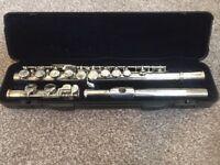 Intermusic Flute & Case