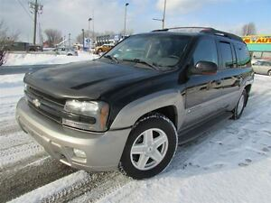 2003 Chevrolet TrailBlazer EDITION NORTH FACE 8 PASS CUIR A SUPE