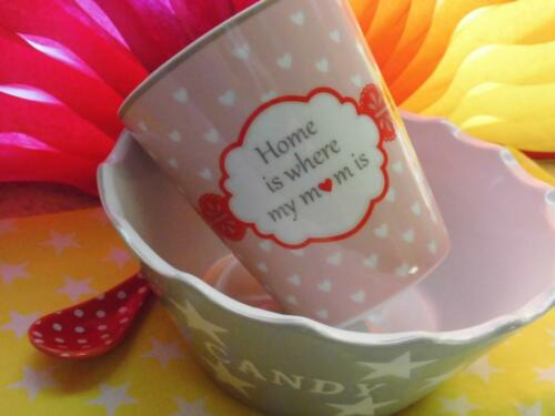 Krasilnikoff Happy Mug Home Is Where My Mum Is Tasse Neu 450 In