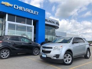 2012 Chevrolet Equinox LS ALLOYS BLUETOOTH CRUISE KEYLESS!!!