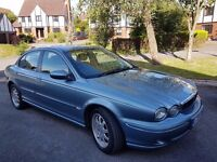 2004 Jaguar X Type Diesel 2.0d Mot until JULY 2018