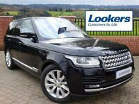 Land Rover Range Rover SDV8 VOGUE (black) 2014-09-19