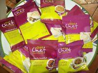 Diet Chef breakfast cereal bundle