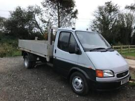 Ford transit tipper 12 month mot