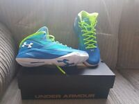 BRAND NEW Under Armour Basketball Trainers Size 9