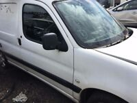 Peugeot Partner 56 Driver Side Front Complete Door