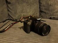 Cannon EOS 1000d digital camera