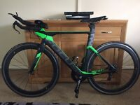 Road / Time Trial Bike - Focus Izalco Chrono Max 3.0