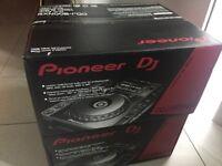 PIONEER CDJ 900 NEXUS NEW