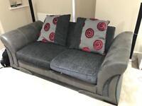 Dfs sofa grey
