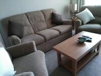 3 seater sofa with 2 one seaters