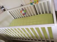 Mothercare Crib + Cot Bed + Toddler Bed