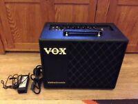 Vox guitar amp for sale.