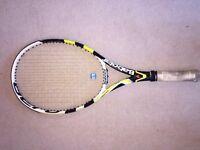 "Babolat Aeropro Drive Junior (26"") GT Tennis Racket"