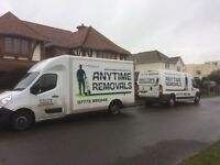 ANYTIME REMOVALS low COST MOVES AND DELIVERIES