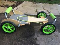 Wooden Go Kart by ATK