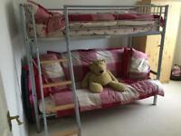 Double & single bunk beds