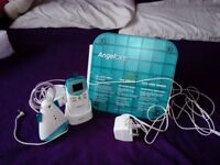 Angelcare baby heart monitor