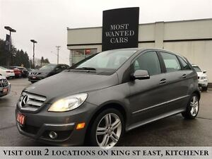 2011 Mercedes-Benz B-Class B200 | ADVANTGARDE | SUNROOF | NO ACC