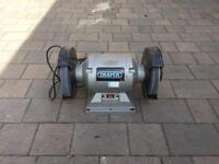 Heavy Duty Bench Grinder Draper 550w