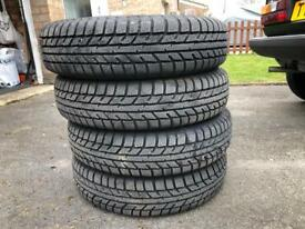 Yokohama W Drive 155/80 R13 79T winter tyres VW Golf Mk1/Original Mini