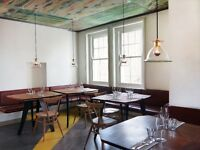 Sous Chef + Senior Chef de Partie for immediate start at The Marksman, London