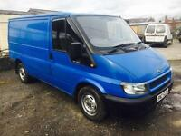 2002 ford transit 100bhp swb nearly years test