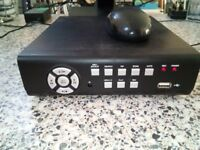 Cheap 4 Channel CCTV DVR