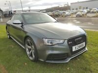 Audi RS5 4.2 FSI S Tronic Quattro 3dr FULL HISTORY+FACELIFT+PAN ROOF