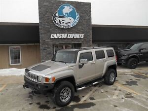 2006 Hummer H3 LEATHER! SUNROOF! EXTRA CLEAN
