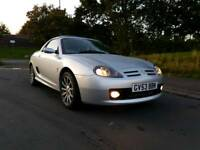Mg Tf 1.8 petrol in SHOWROOM CONDITION