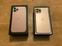 IPhone 11 Pro 256gb Gold, Unlocked - READ